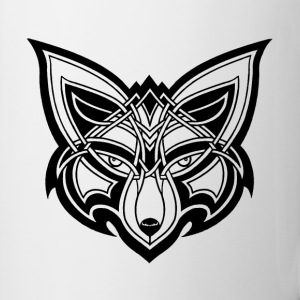 Celtic fox mug - Mug