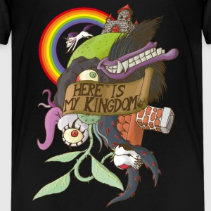 Here is my Kingdom(Farbe) - Teens - Teenager Premium T-Shirt