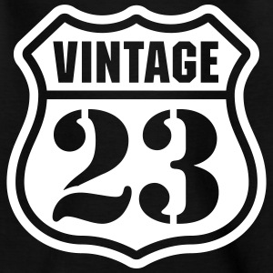 Vintage 23 T-Shirts - Teenager T-Shirt