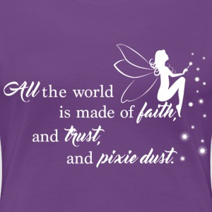 cool quote  T-Shirts - Women's Premium T-Shirt