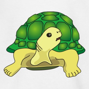 schildkroete T-Shirts - Teenager T-Shirt