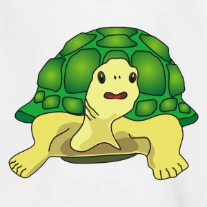 Schildpad Shirts - Teenager T-shirt
