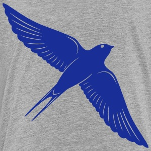 Bird T-Shirts - Teenager Premium T-Shirt