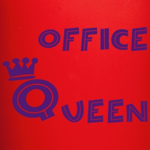 office Queen with crown - Full Colour Mug