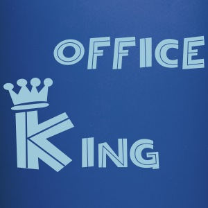 office King with crown - Full Colour Mug