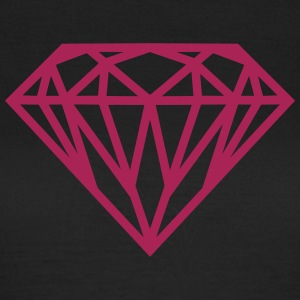 Diamant T-Shirts - Frauen T-Shirt