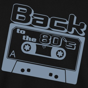 Back to the 80`s Pullover & Hoodies - Männer Pullover