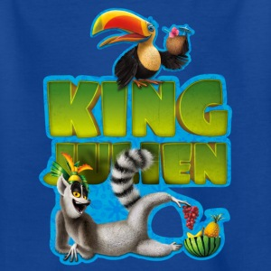 King Julien Kid's T-Shirt - Kids' T-Shirt