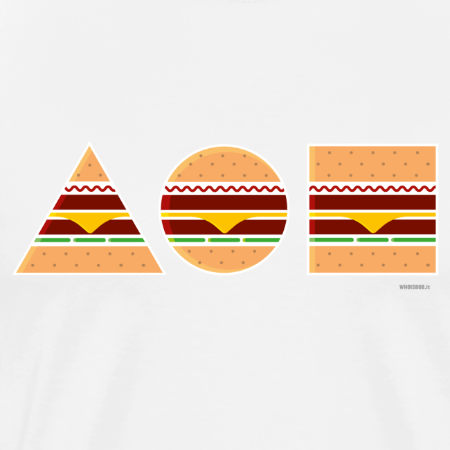 Graphic Burger