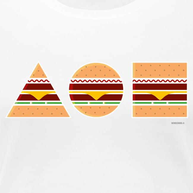 Graphic Burger - Girl