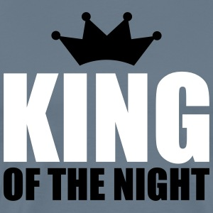 KING OF THE NIGHT Camisetas - Camiseta premium hombre