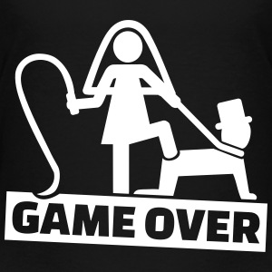 Game over T-Shirts - Kinder Premium T-Shirt