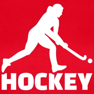 Hockey T-Shirts - Frauen T-Shirt