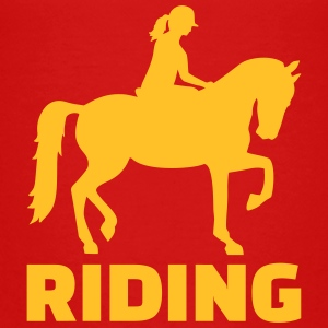Riding T-Shirts - Kinder Premium T-Shirt