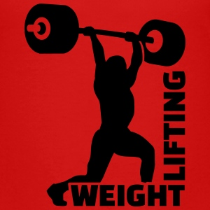 Weightlifting T-Shirts - Kinder Premium T-Shirt
