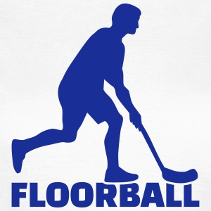Floorball T-Shirts - Frauen T-Shirt