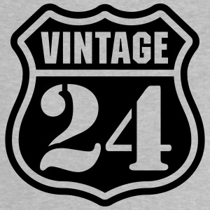 Vintage 24 Baby T-Shirts - Baby T-Shirt