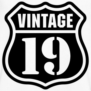 Vintage 19 Tee shirts - T-shirt Homme col V