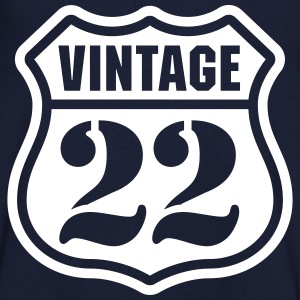 Vintage 22 T-Shirts - Men's V-Neck T-Shirt