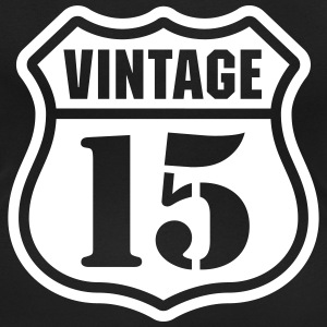 Vintage 15 T-Shirts - Women's Scoop Neck T-Shirt