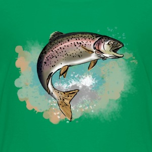 Trout Shirts - Teenager Premium T-shirt