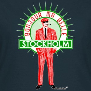 Bonjour ma belle Stockholm, Francisco Evans ™ T-Shirts - Frauen T-Shirt