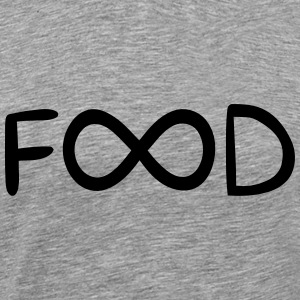ENDLESS FOOD T-Shirts - Men's Premium T-Shirt
