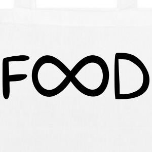 ENDLESS FOOD Bags & Backpacks - EarthPositive Tote Bag