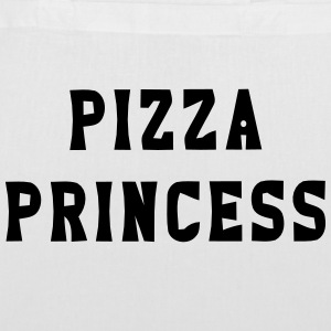 PIZZA PRINCESS Bags & Backpacks - Tote Bag