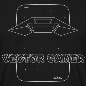 Vector Gamer - T-shirt Homme