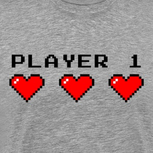 T-shirt Player 1 - T-shirt Premium Homme