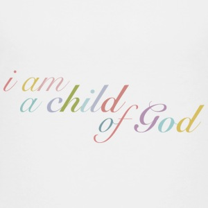 A child of God T-Shirts - Teenager Premium T-Shirt