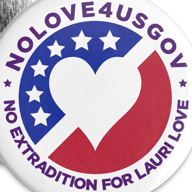 NoLove4USgov Badge