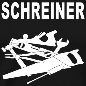 suchbegriff schreiner tischler handwerk t shirts spreadshirt. Black Bedroom Furniture Sets. Home Design Ideas