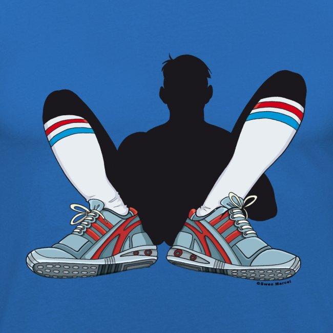 Sneaker&Soxs / Blue / Slim