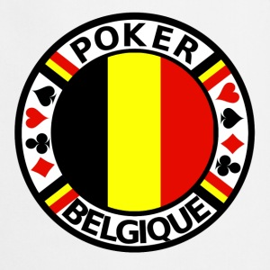 poker belgique  Aprons - Cooking Apron