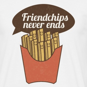 friendchips T-Shirts - Men's T-Shirt