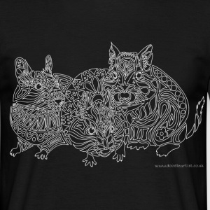 Degus - Men's T-Shirt