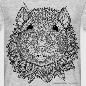 Derwent the happy rat - Men's T-Shirt