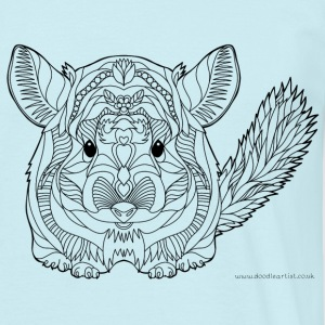 Chinchilla - Men's T-Shirt