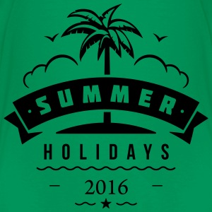 Summer palm for Teens - Kids' Premium T-Shirt