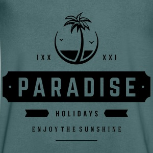 Paradise - Men's V-Neck T-Shirt