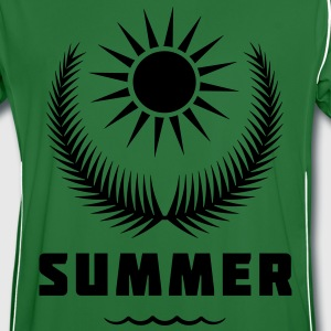 Summer - Men's Football Jersey