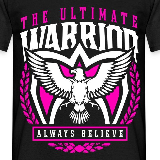 Ultimate Warrior Crest Shirt