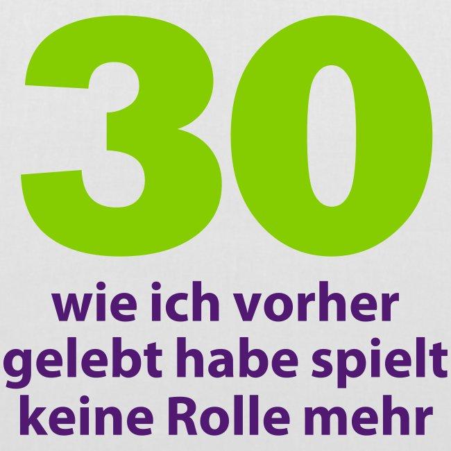 30 Geburtstag 30th Birthday Echt Geile Party Feier
