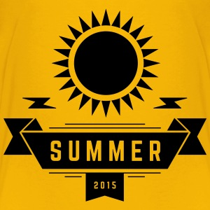 Summer 2015 - Teenage Premium T-Shirt