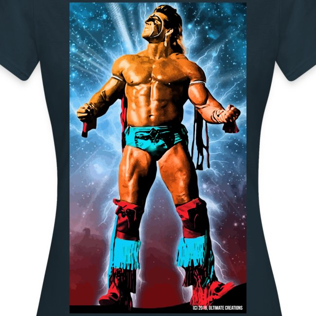 Ultimate Warrior Women's Immortal Shirt