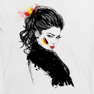 Sexy Miss Germany - Women's Ringer T-Shirt
