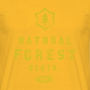 Natural Forest Clothing - Männer T-Shirt