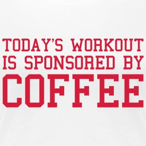Today's Workout Gym Quote Camisetas - Camiseta premium mujer